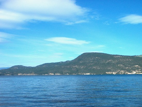 Kelowna, Canada: Lake