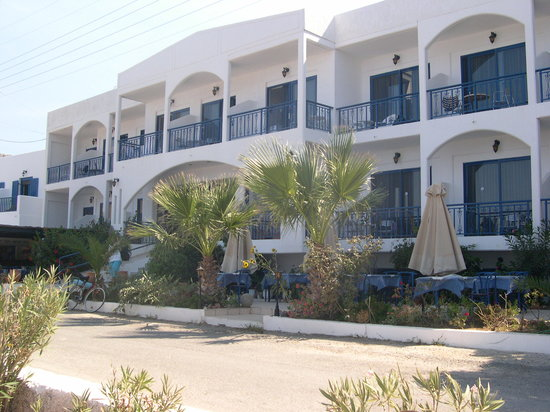 Hotel Eleni Beach