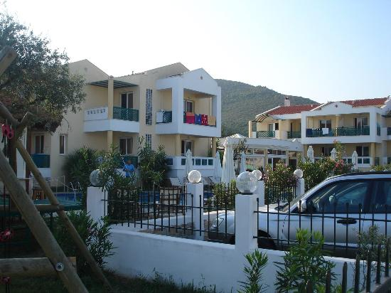 Photo of Aegean Sun Apartments Skála Rakhníou