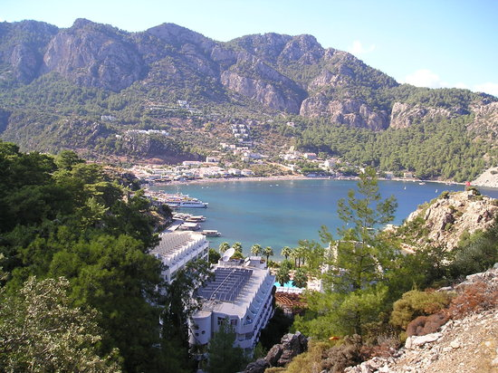 Marmaris, Turkiet: Turunc