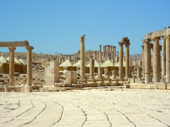 Jordan: Jerash