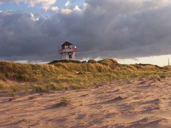 Cavendish, Canada: Lighthouse at PEI National Park