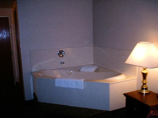 Hotel Grand Victorian: 2 person jacuzzi