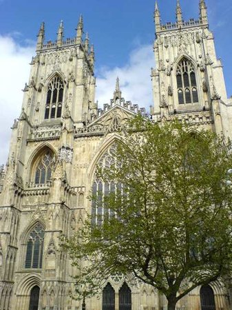 York Minster in the summer