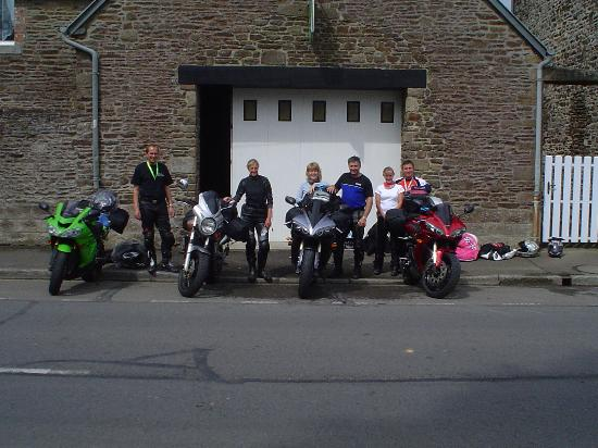 Petit Illyria: Yorkshire Bikers June 2007