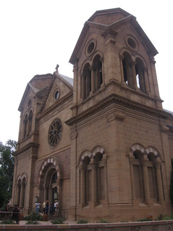The Cathedral Basilica of St. Francis of Assisi
