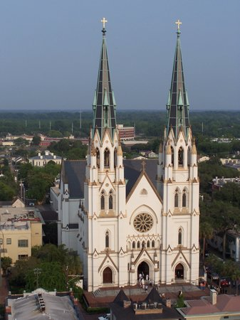 Savannah, GA: St Johns Church