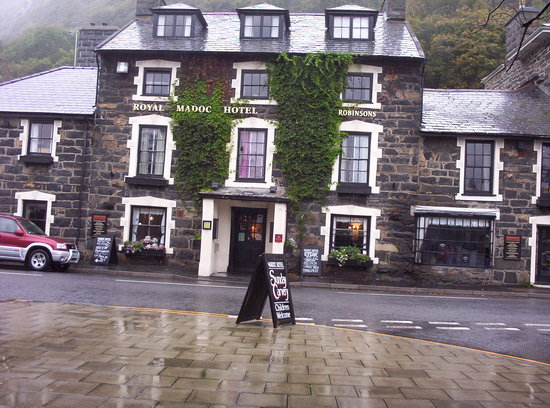 Photo of The Royal Madoc Arms Hotel Tremadog