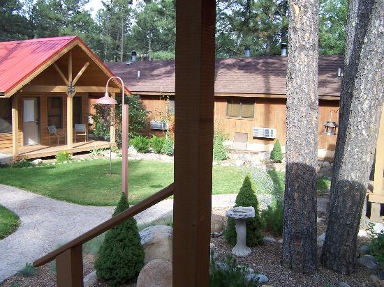 Shadow Mountain Lodge and Cabins: From the Front Porch