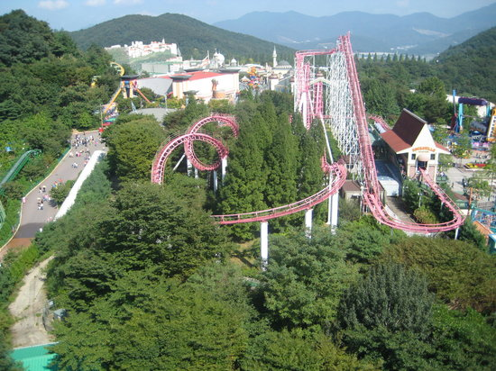 Yongin attractions