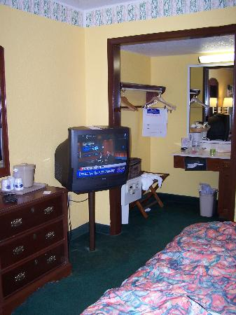 Howard Johnson Express Gainesville: room