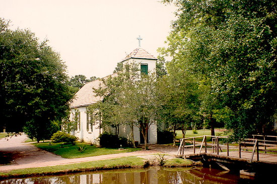 Λαφαγιέτ, Λουιζιάνα: Acadian Village, Lafayette, Louisiana, United States