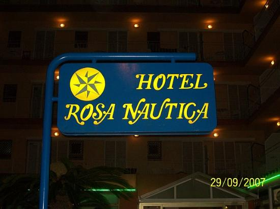 Rosa Nautica Hotel: hotel