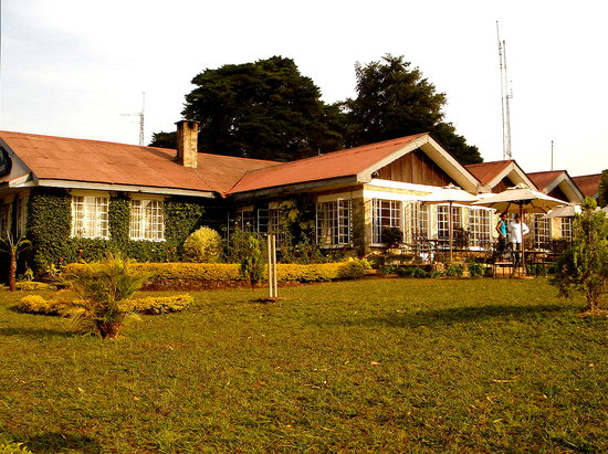 Obudu, Nijerya: The Cattle Ranch resort