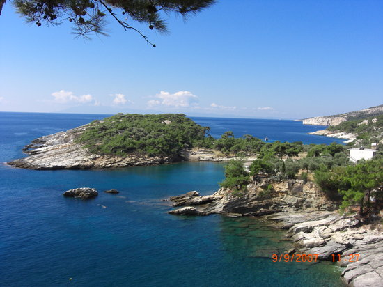alojamientos bed and breakfasts en Thásos
