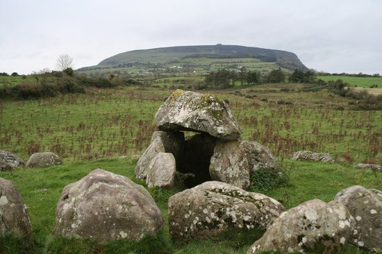 Sligo, Irlande : Carrowmore