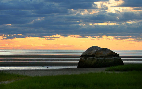 Cape Cod, MA: Skaket Beach Sunset