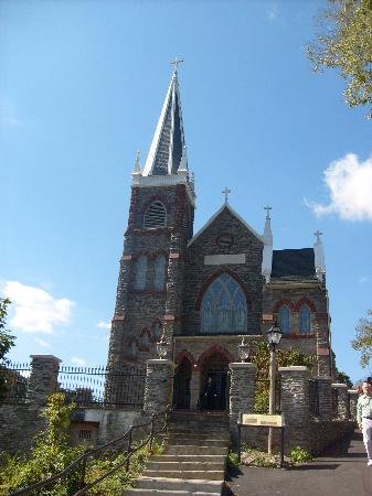 Harpers Ferry National Historical Park: St. Peter Chapel