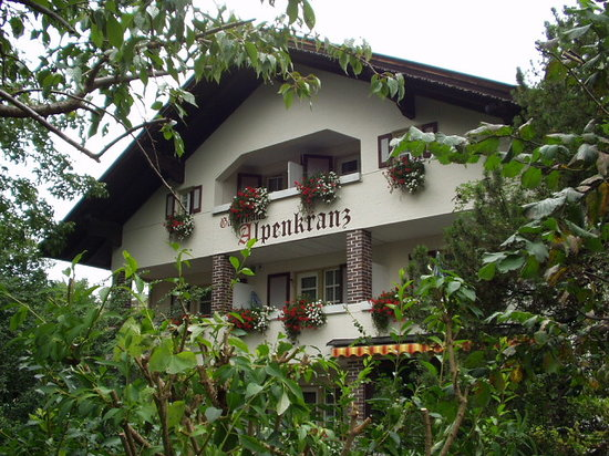 Gastehaus Alpenkranz