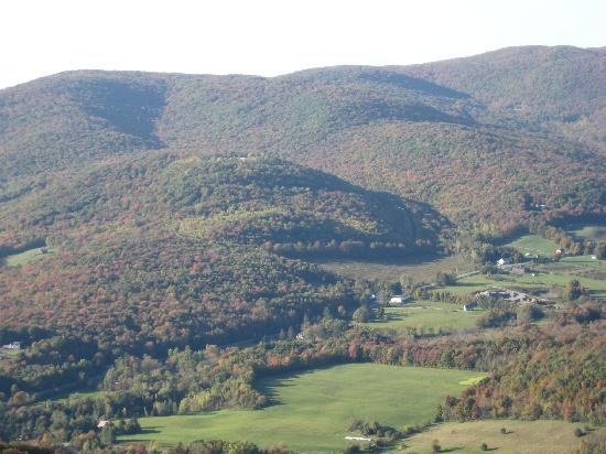 view from jiminy peak picture of vacation village in the. Black Bedroom Furniture Sets. Home Design Ideas