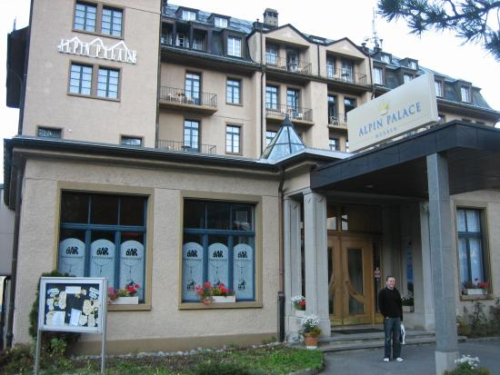 Photo of Alpin Palace Hotel Mürren