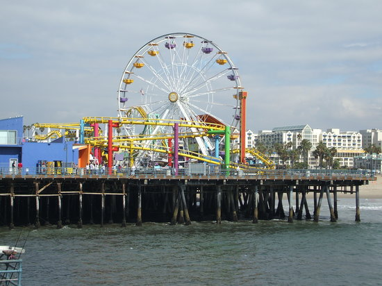 Santa Monica Photos