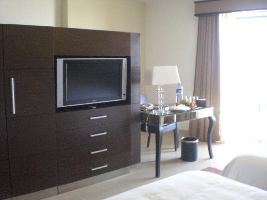 The Palace: Hotel room