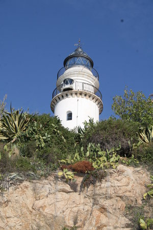 Calella Leuchtturm