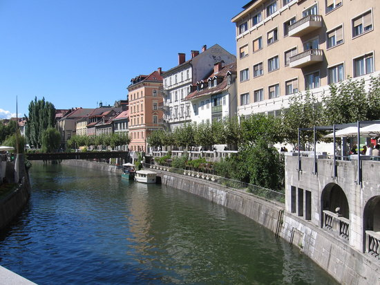 Ljubljana. Slovenia