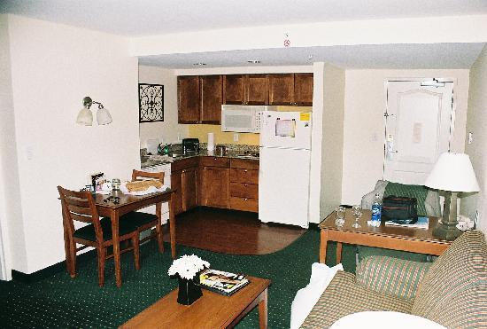 Residence Inn Morgantown: room 1