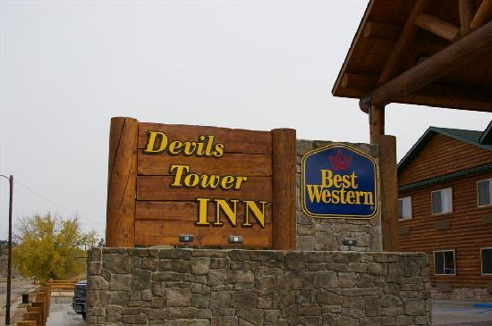 ‪BEST WESTERN Devils Tower Inn‬