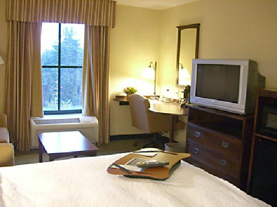 Hampton Inn & Suites Lake George : room 02