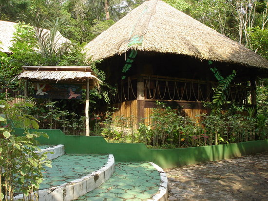 Amazon Village Jungle Lodge