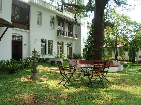Old Harbour Hotel Kochi Old Harbour Hotel The