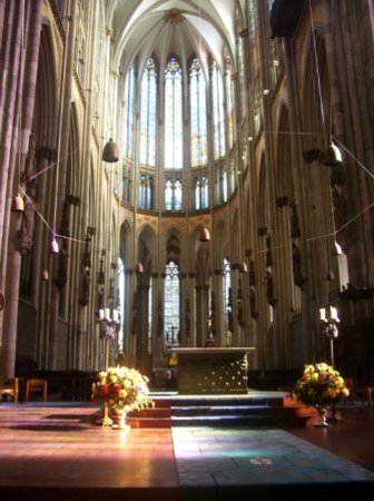 Colonia, Germania: Inside the Dóm