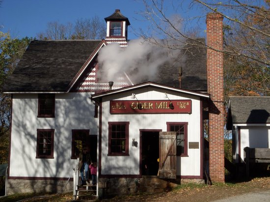 Mystic, CT: The oldest steam mill