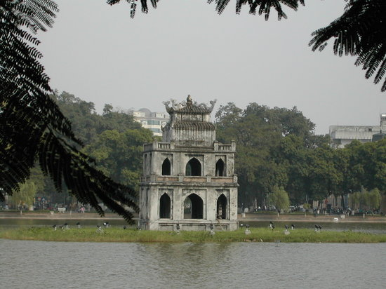 Hanoi, Vietnam: Ho Hoan Kiem
