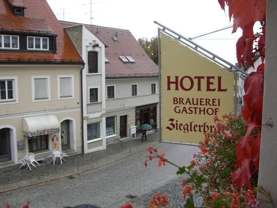 Altstadt-Hotel Zieglerbraeu