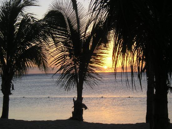 LUX Le Morne: Mauritian Beach Sunset