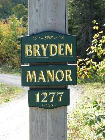 Bryden Manor B&B: The beginning of a wonderful time all the time
