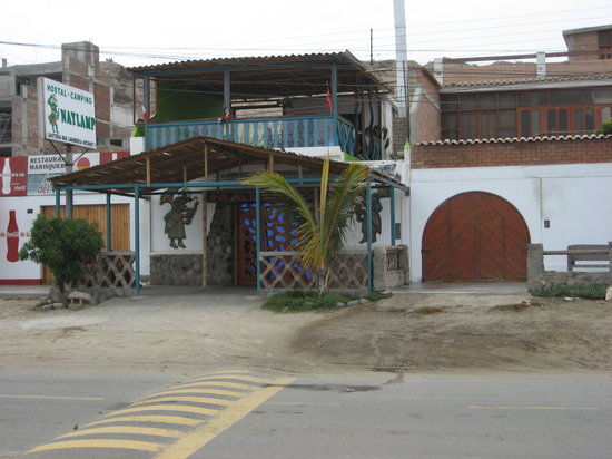 Photo of Naylamp Huanchaco