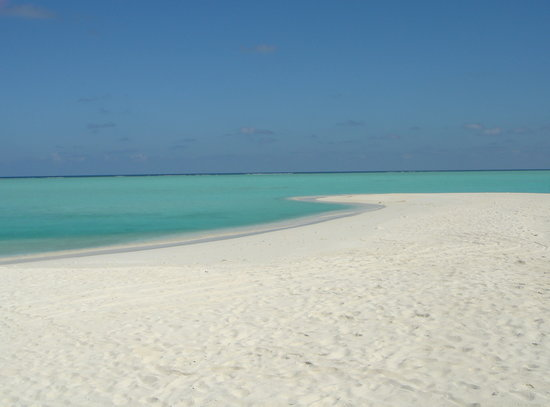 South Male Atoll: Splendido mare turchese della laguna . . bei ricordi . .