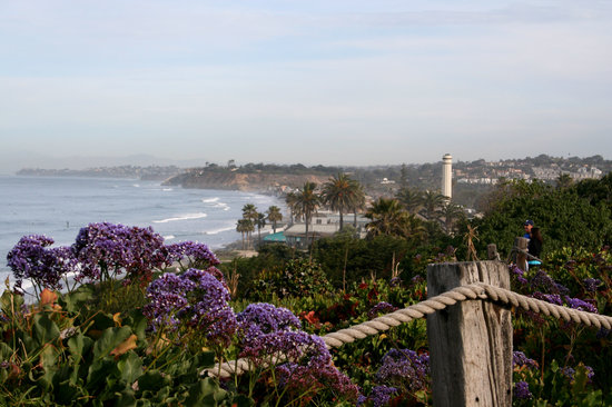 Del Mar Looking North