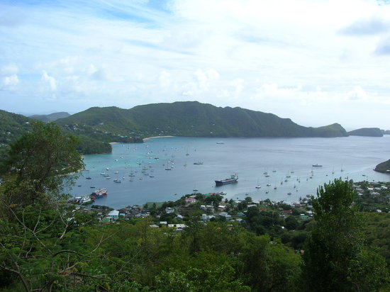 Bequia : Admiralty Bay