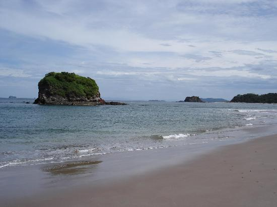Playa Conchal, Costa Rica: The view from the Beach