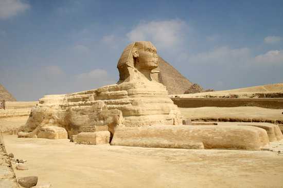 Sevrdheter i Giza