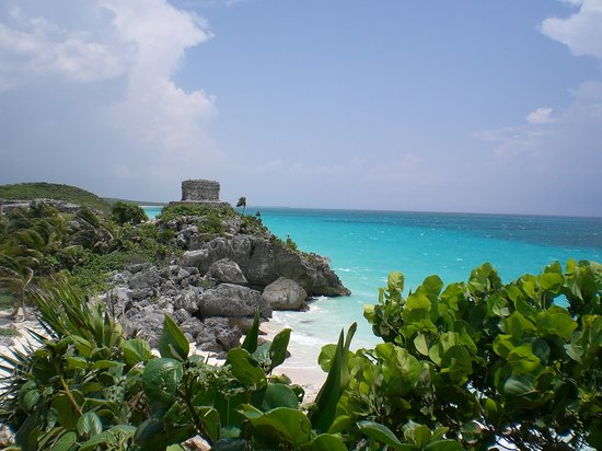 Messico - Tulum - agosto 2007