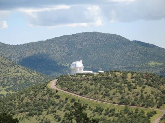 Prude Ranch: McDonald Observatory