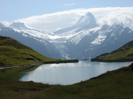 Grindelwald, Switzerland: Lake Bachalpsee