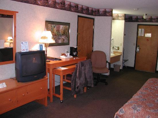 BEST WESTERN Black Hills Lodge: Room2